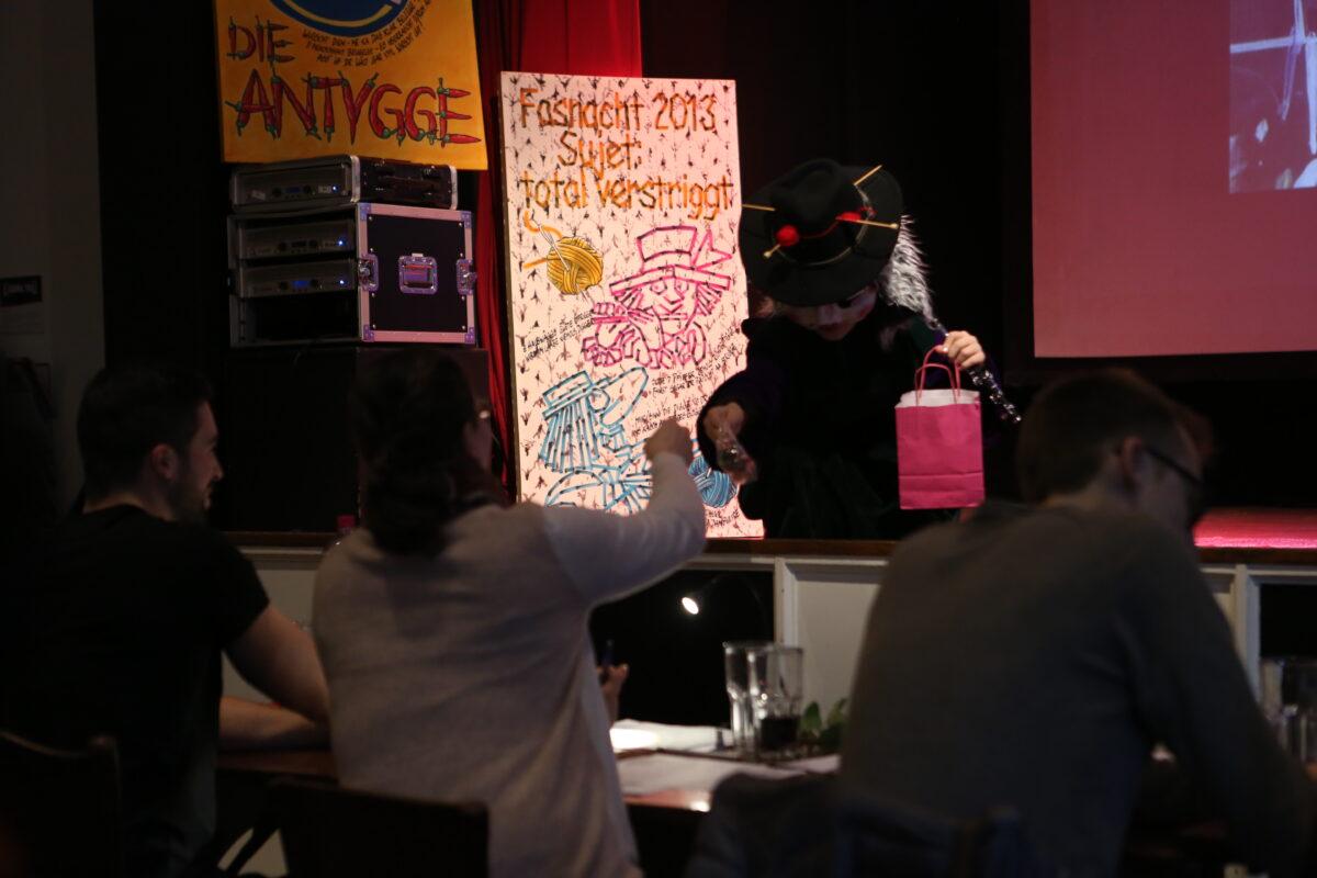 Fasnachtsclique die Antygge | Internes Preistrommeln und -pfeifen 2018